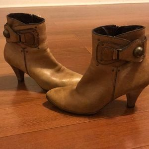 Miss Sixty leather booties